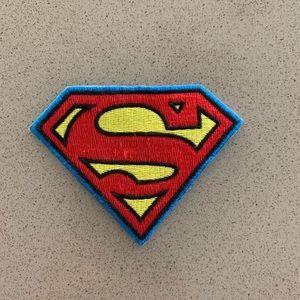 DC Comics Superman Patch